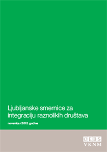 Ljubljanske smernice za integraciju raznolikih društava