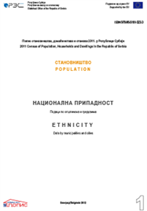 Popis stanovnistva 2012 prema nacionalnosti