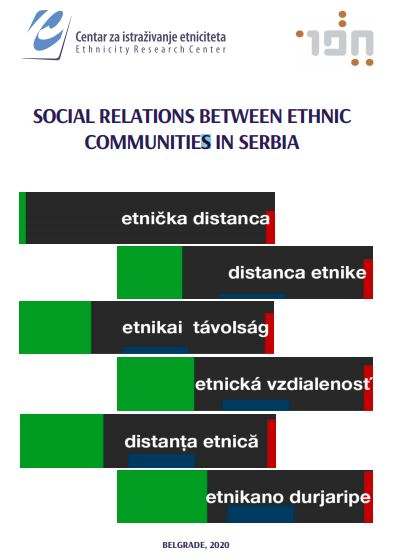 Social Distance of Ethnic Communities in Serbia