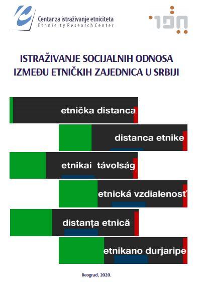 Socijalna distanca etnickih zajednica